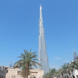 Burj Khalifa - Dubai / UAE