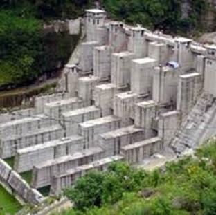 Teesta Stage-V Hydroelectric Plant, Singtam, Sikkim / India
