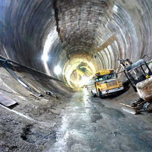 Rohtang Rail Tunnel - India