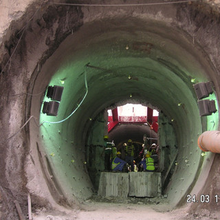Step Main Trunk (T - 02) Tunnel - Abu Dhabi / UAE