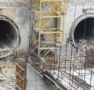 Chennai Metro, Package: UAA-02-GILMMS JV - Chennai / India