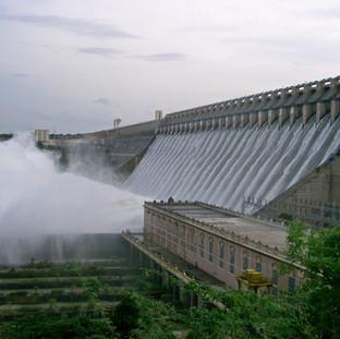 Nagarjuna Sagar Dam - India