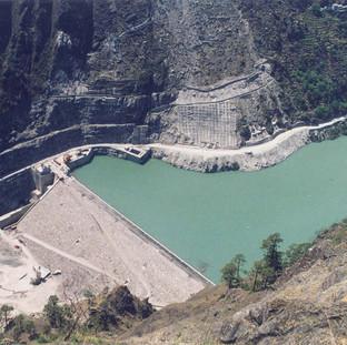 Dhauliganga HEP - India