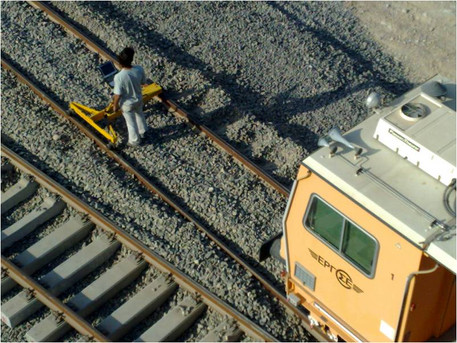 Ballast track