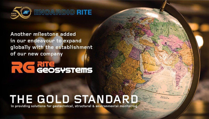 Our new company - Rite Geosystems