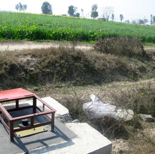 WRID Punjab State Online Water Level - India