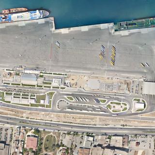 Patra's Port - Patra / Greece