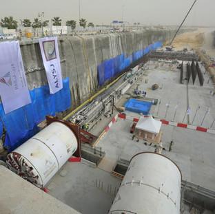 Doha Metro - Gold Line - Doha / Qatar