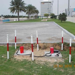 YAS Marina Dubai Online Water Level - UAE