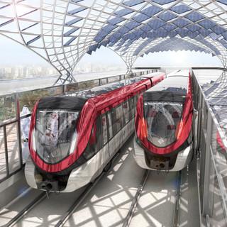 Riyadh Metro - Riydah / Saudia Arabia