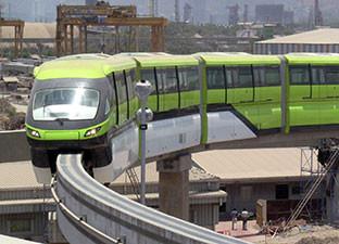 Mono Rail - Mumbai / India