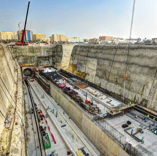 Doha Metro - Green Line - Doha / Qatar