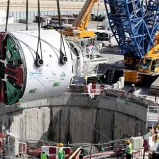 """""""Strategic Tunnel Enhancement Programme  (STEP) Project- Contracts LS01 and LS02 - Abu Dhab i/ UAE"""