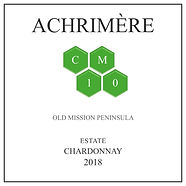 2018_Chardonnay_Front_COLA final 12 4 19