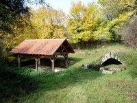 Fontaine et lavoir du Cournouillé