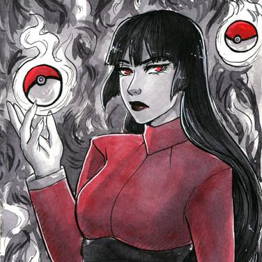 Sabrina - Pokemon