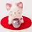 Thumbnail: 6.5cm小型全家好幸福貓咪戰隊