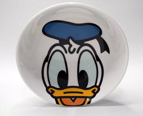 迪士尼唐老鴨碗