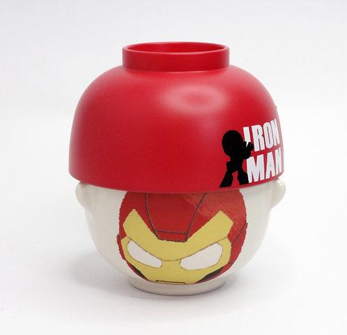 Marvel系列-IRON MAN碗兩件裝(日本製)