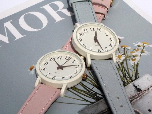 清新簡約女裝腕錶