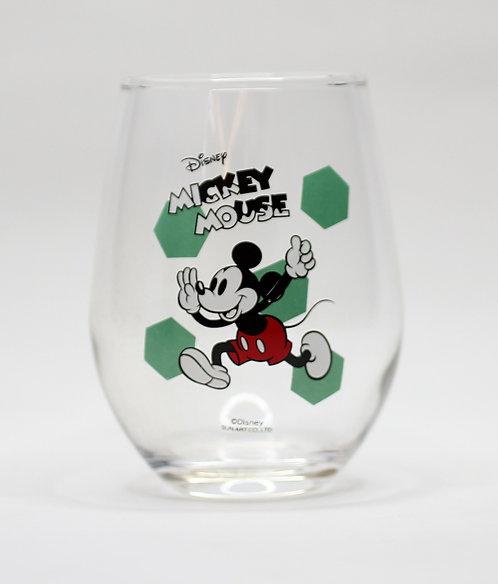迪士尼米奇玻璃杯