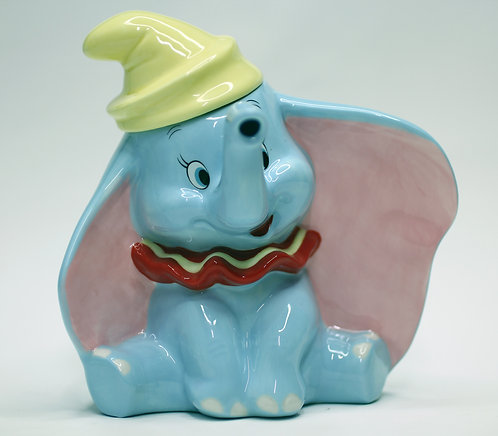 迪士尼小飛象造型茶壺