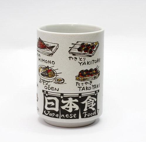 -日本製-日本食湯のみ杯