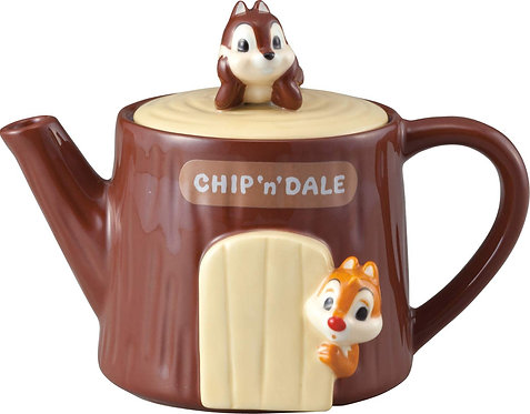迪士尼大鼻與鋼牙樹屋茶壺