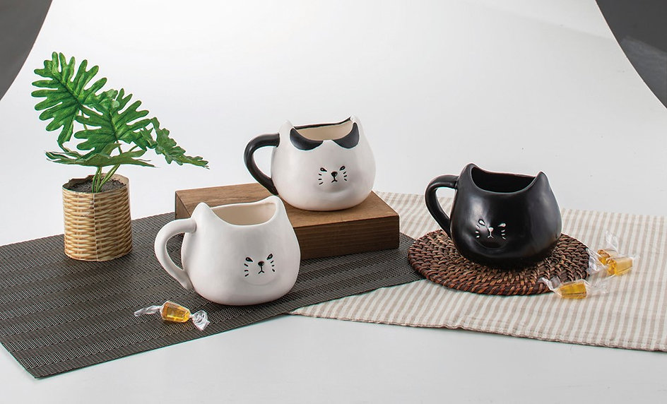 black-white-mix-cat-mug