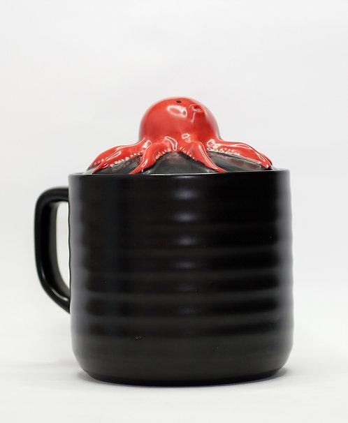 被保羅控制一切的杯/蒸飯壺