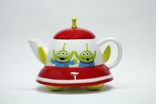 這不是茶壺,是迪士尼三眼仔太空飛船