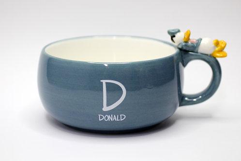 迪士尼唐老鴨杯緣子湯碗