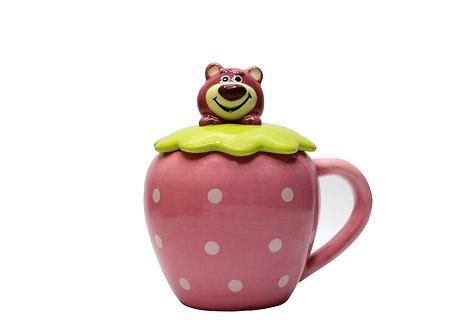 迪士尼勞蘇草莓杯