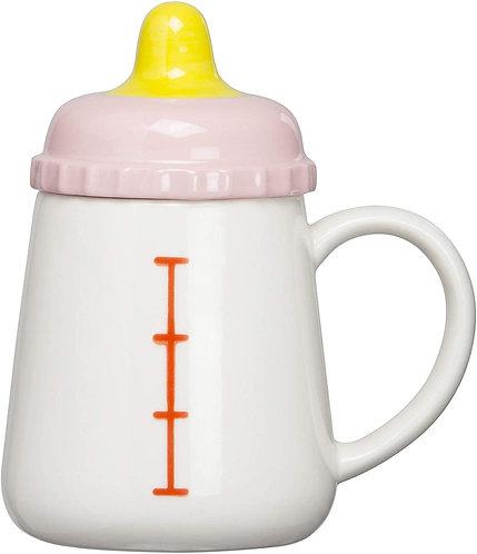 奶樽水杯連蓋