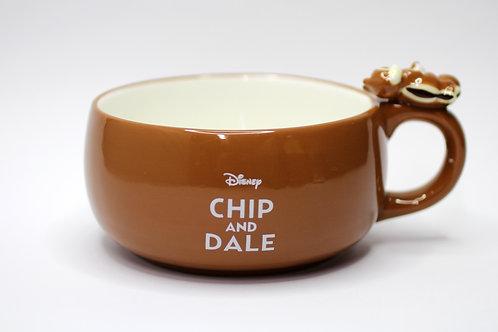 迪士尼大鼻鋼牙杯緣子碗