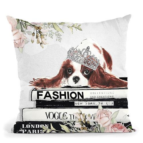 Fashion Royalty Pillow