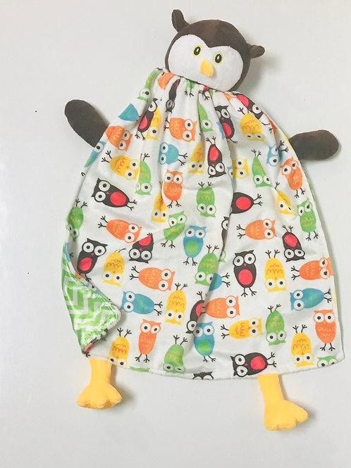 Owl Blanket Buddy