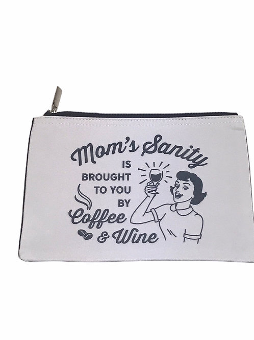 """Mom's Sanity"" Pouch"