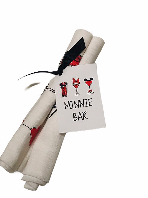 "Dish Towel ""Minnie Bar"""