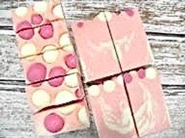 Pink Bubble Gum  Soap