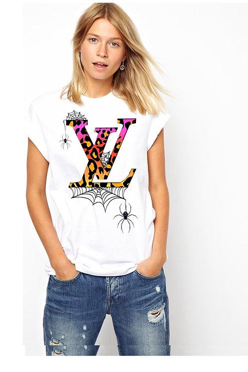 LV Spider Tee