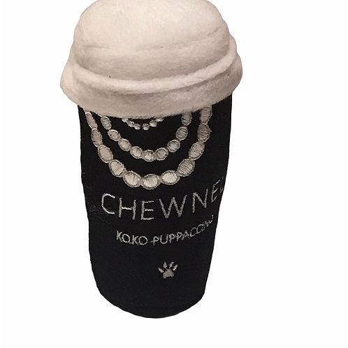 Chewnel Koko Puppaccino Dog Toy