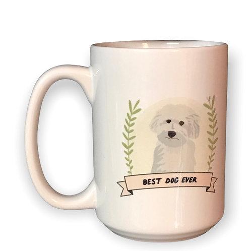 Bichon/Poodle Mug