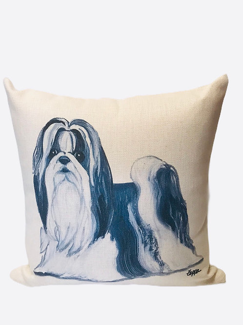 "Pillow ""Shih-Tzu"""