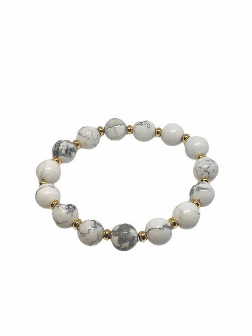 Marble Stackable Bracelet