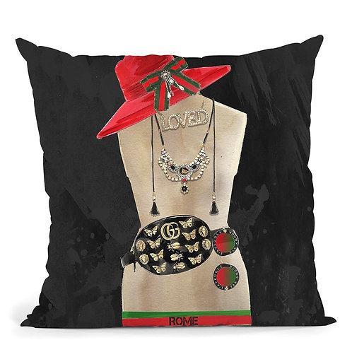 Dress For Success Pillow