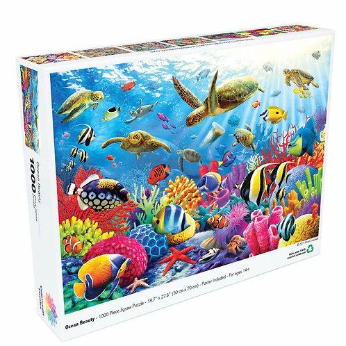 Ocean Beauty - 1000 Piece Jigsaw Puzzle