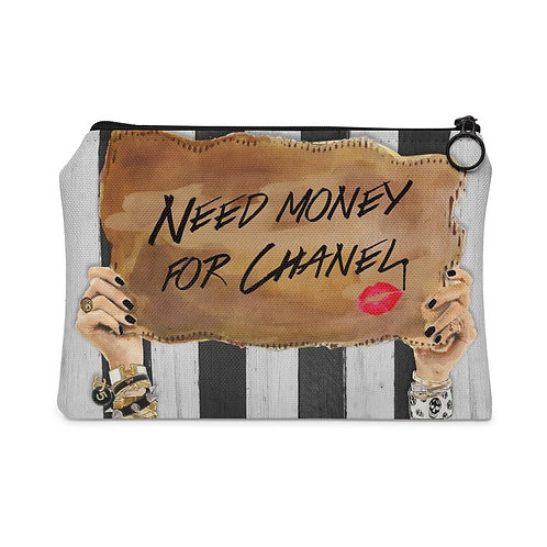 Need Money For Chanel Pouch