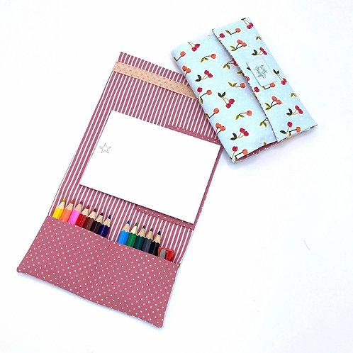 Color book -Cherry Theme