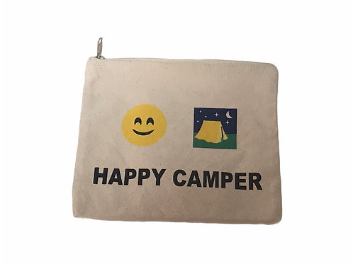 Happy Camper Pouch